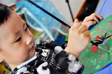 倍乐园幼儿教育加盟