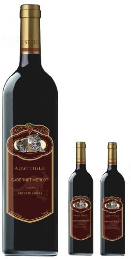 澳洲虎葡萄酒