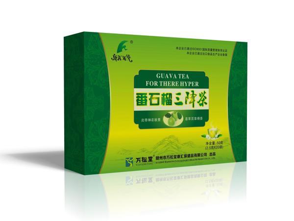 康汇年华解酒茶加盟