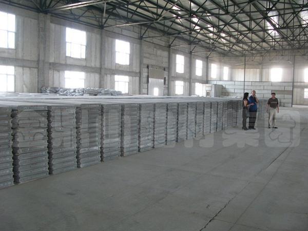 金鼎山环保墙体材.