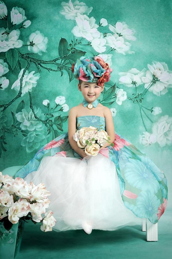爱尚天使儿童摄影加盟
