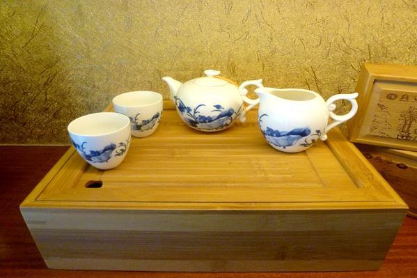润邦茶业加盟
