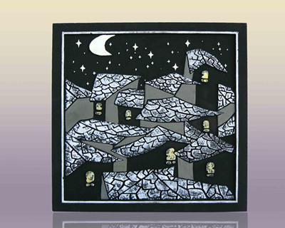 華夏炭雕工藝品加盟