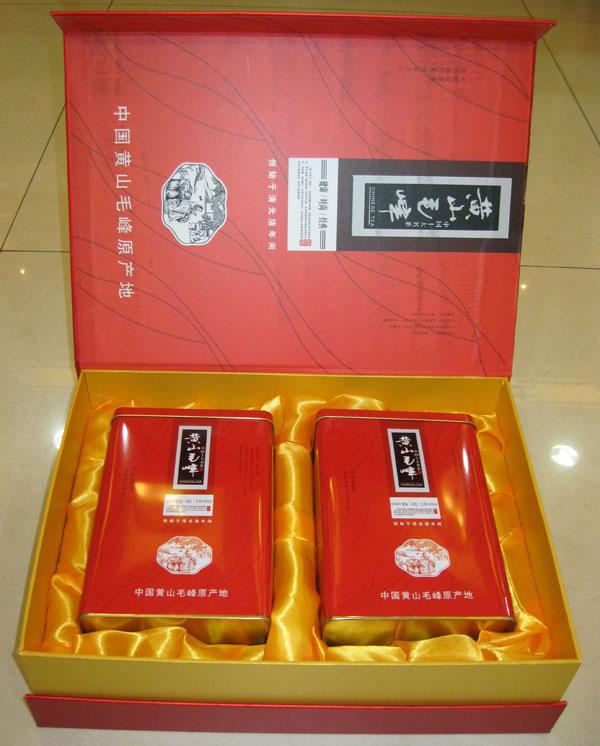 黄山毛峰茶业加盟