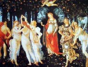 文艺复兴油画加盟