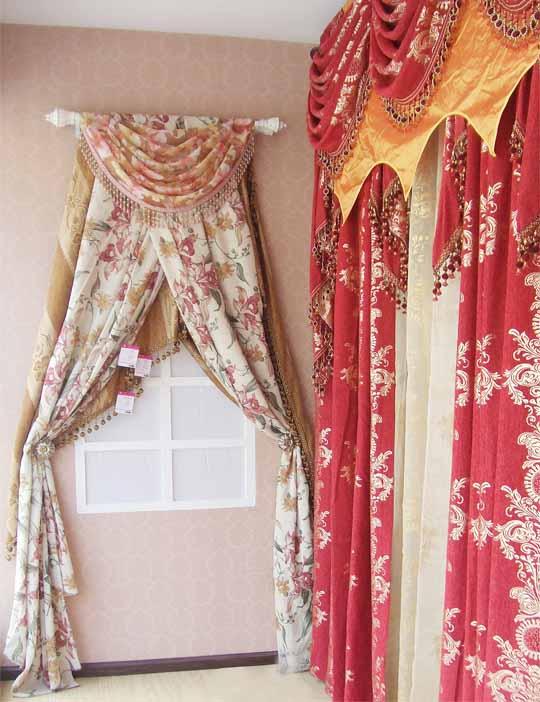 伊麗莎白窗簾加盟