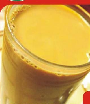 青苹果奶茶