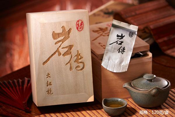 岩传茶业加盟